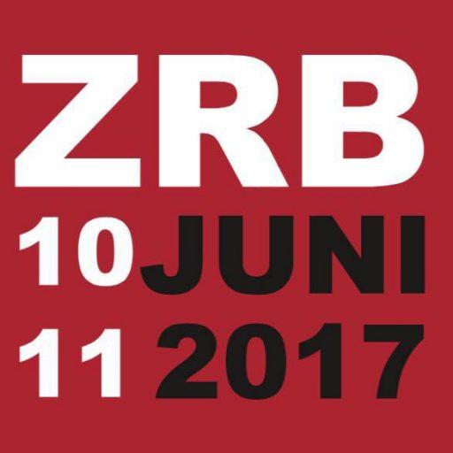 ZRB Roeiwedstrijden 2017 logo