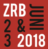 ZRB Roeiwedstrijden 2018 logo