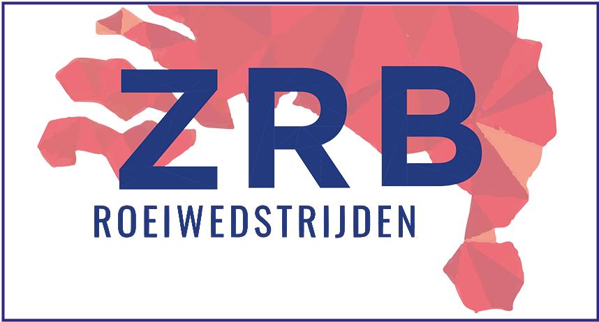 ZRB Roeiwedstrijden logo